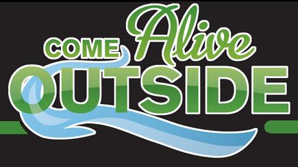 Come Alive Outside Logo
