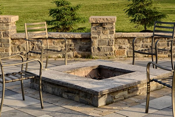 Outdoor Fireplaces In Kingston Ontario